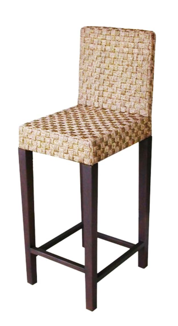 PS-Rattan  Stool 7- SL7