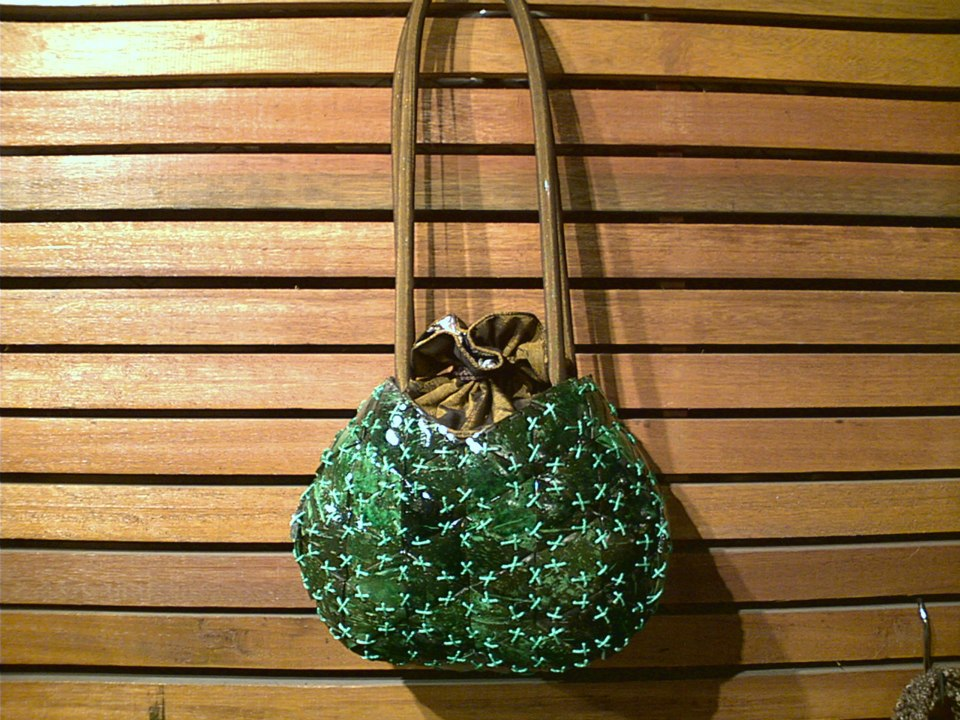 Coconut Shell bag-109