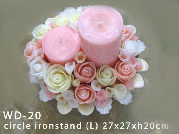 Flower candle -iwd_020