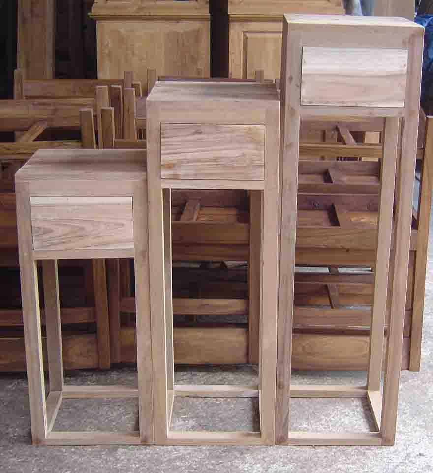 unfinished teak shelf-table-2