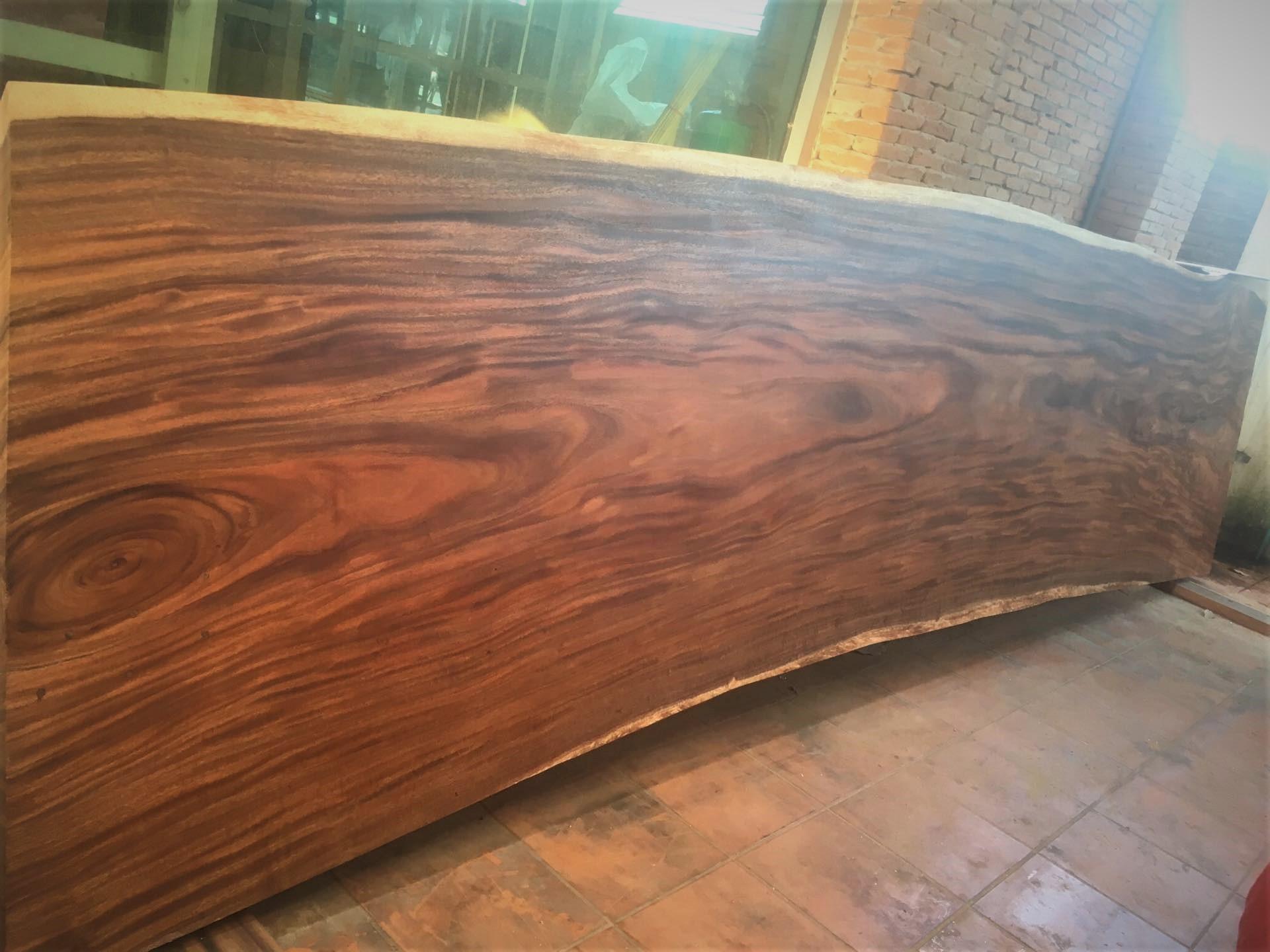 Rain Tree Wood Table