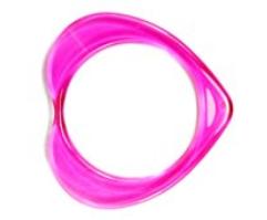 Sticky plastic bracelet-RC-226