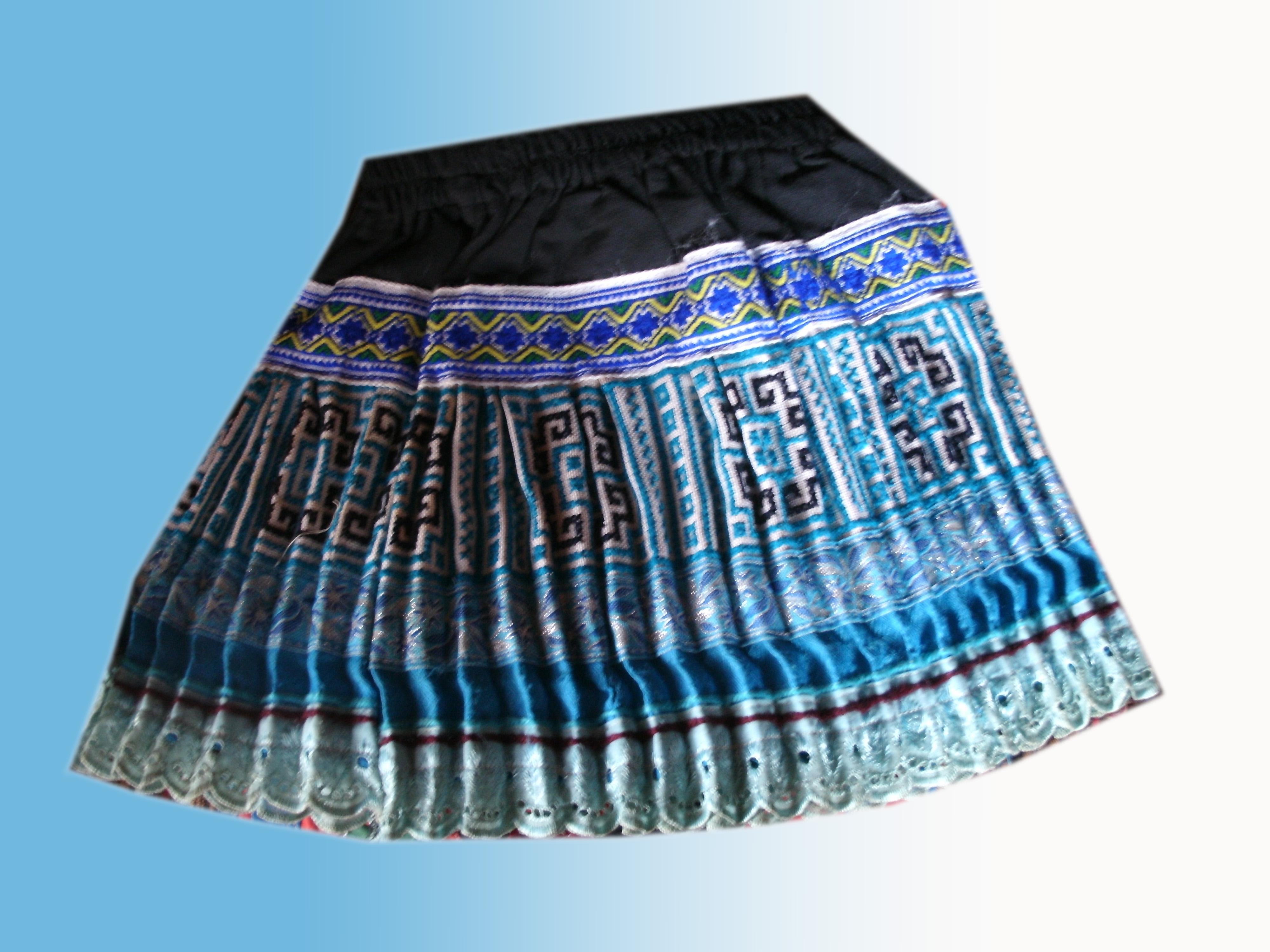 Tribal Girl skirt-24