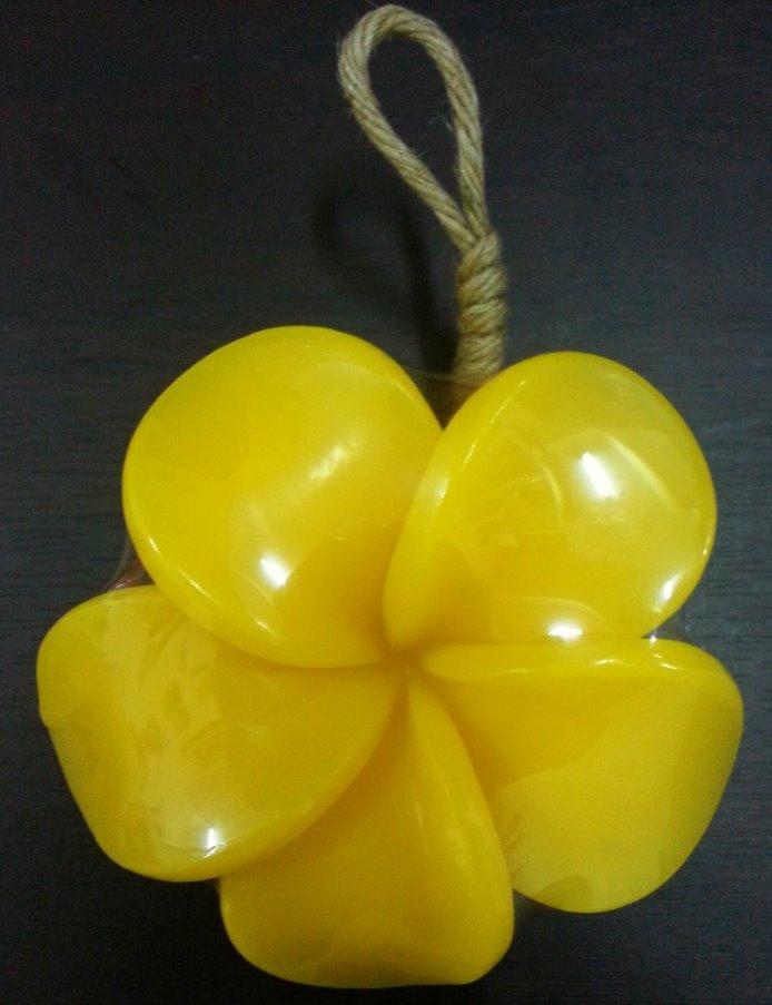 bathing Soap in flower shape 2
