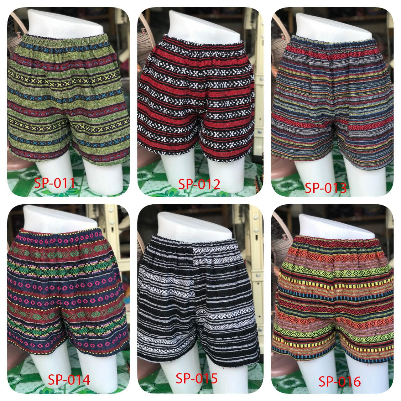 BNB-Cotton short pant