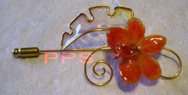 Orchid Pendant - SM-2