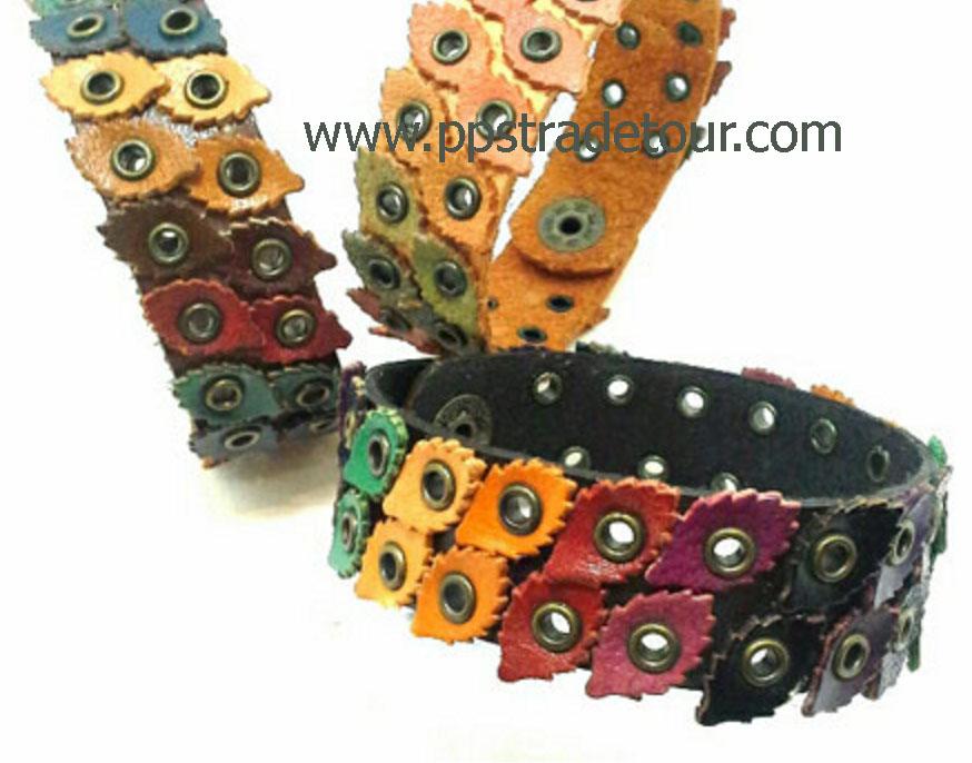 Leather Bracelet-N7
