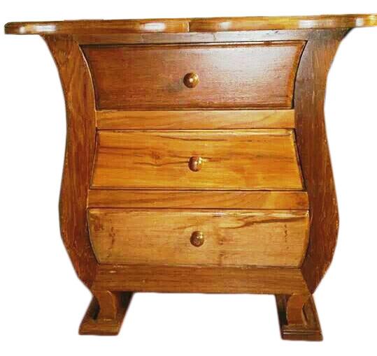 1730302 Teak Cabinet, bedside,