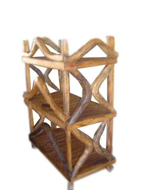 PS-Wood Shelf (sn330)