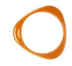 Sticky plastic bracelet-RC-114