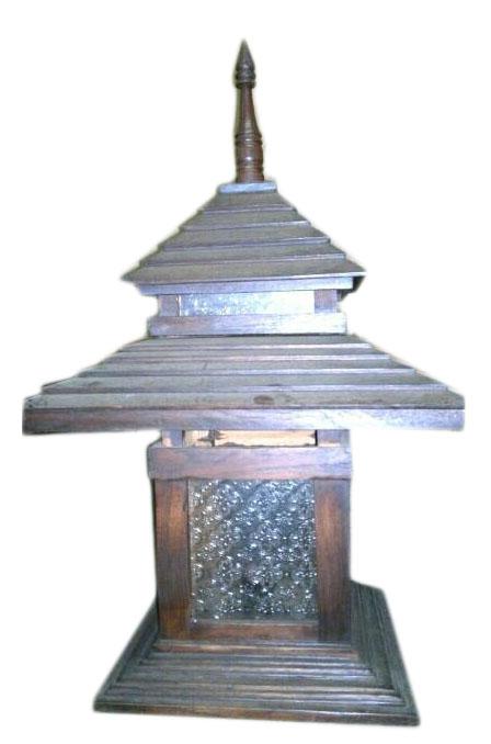 Teak Lamps 2358-2