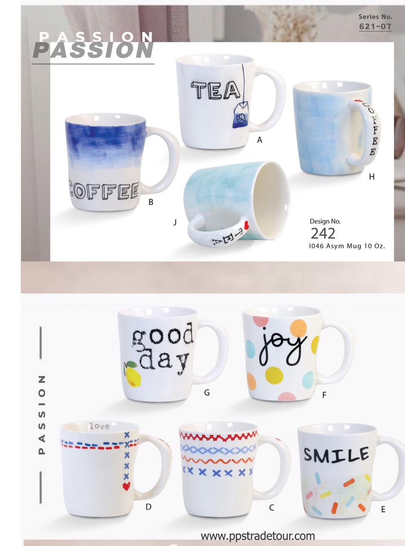 Passion-Ceramic Mug 16 Oz.