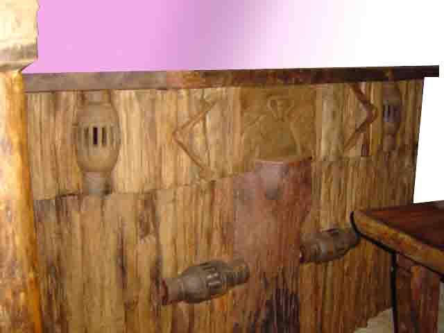 PS-Wood Shelf (sn306-11)