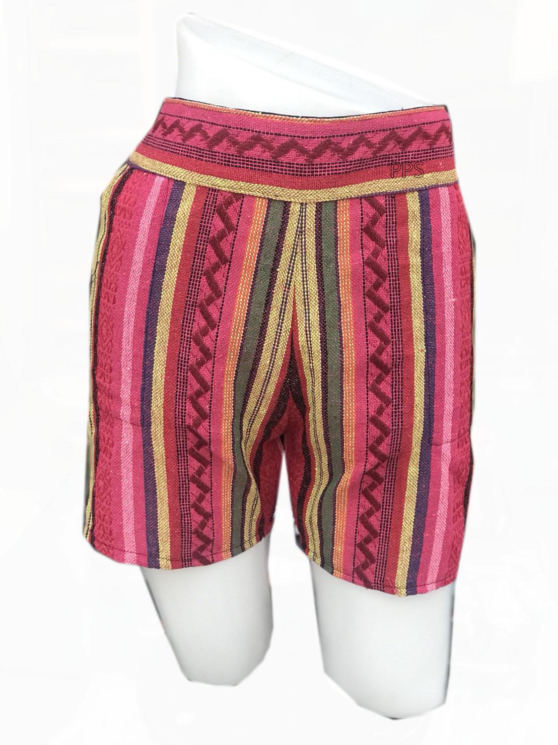 BNB-Cotton short pant-02