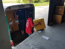 Jamaica-shipment