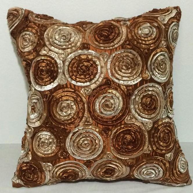 Cushion pillow Case-Curl3