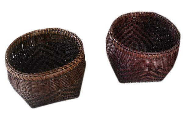 Bamboo basket PS-BB-45