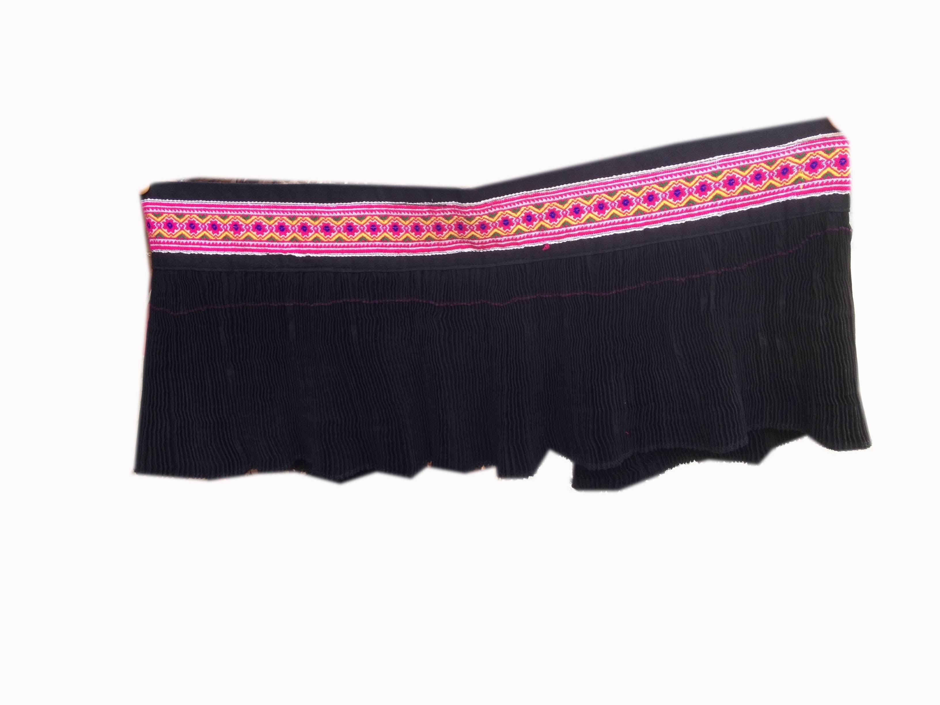 Tribal  Skirt-2
