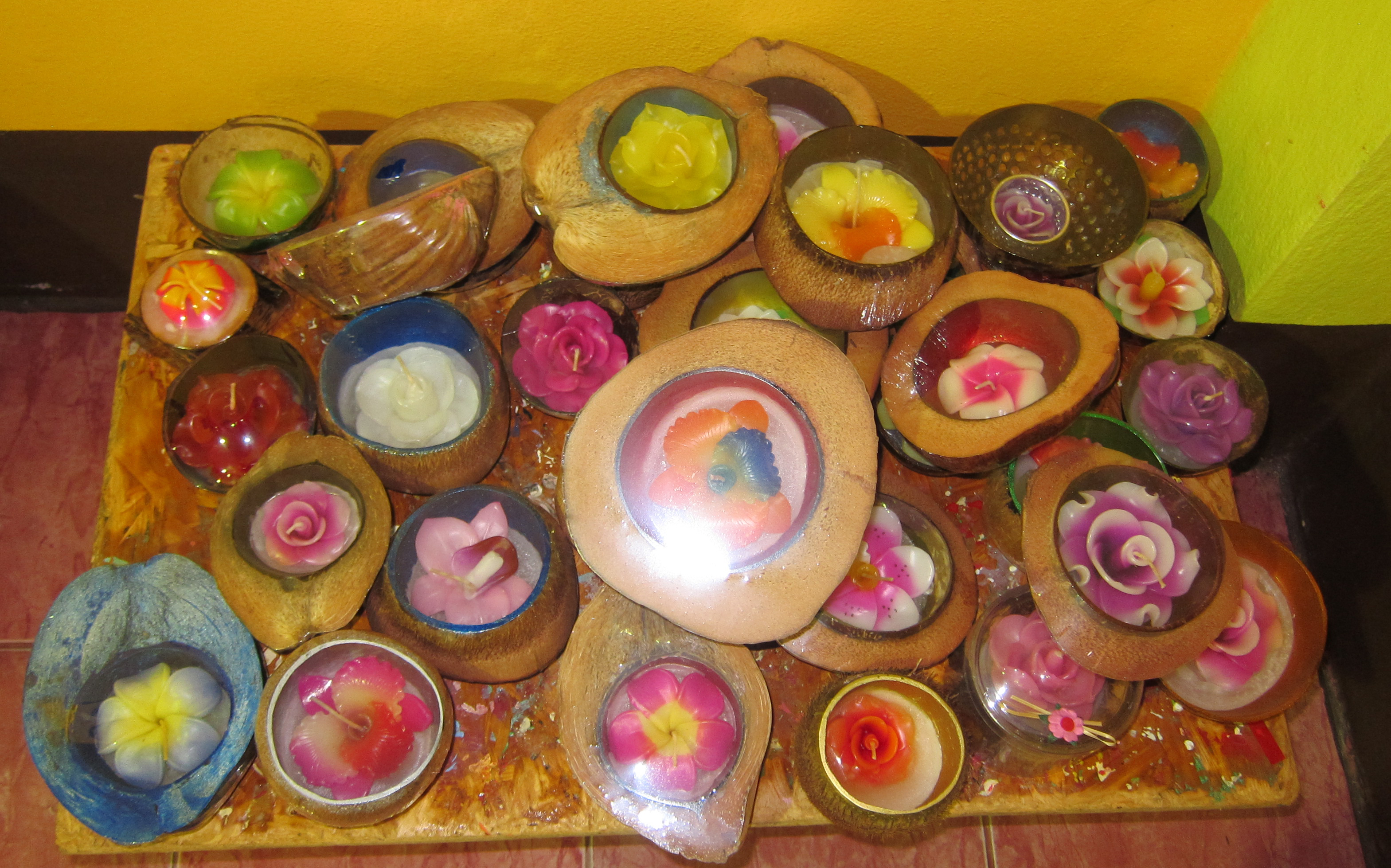 coconut incense box-PS-CC-0103