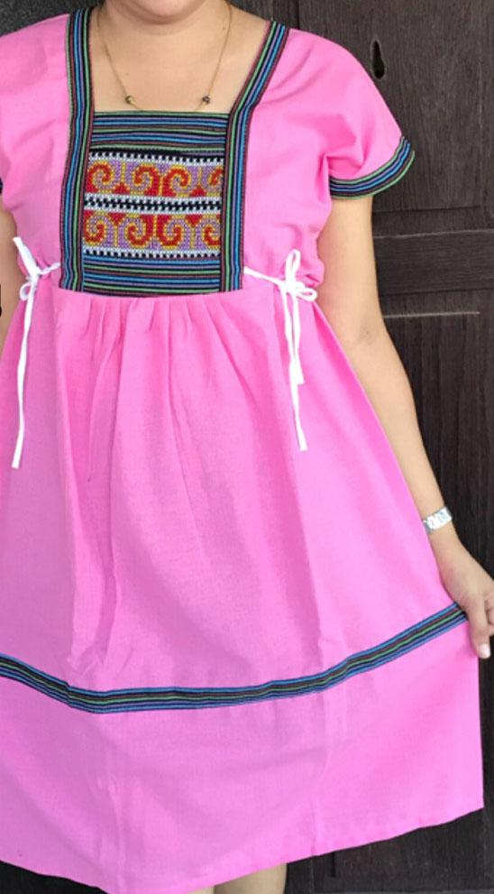 Cotton Dress-BNB-CMCD024