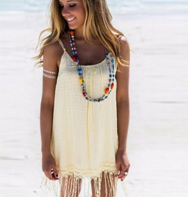 Beach dress - JC-019