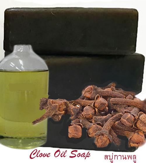 Clove oil soap-1