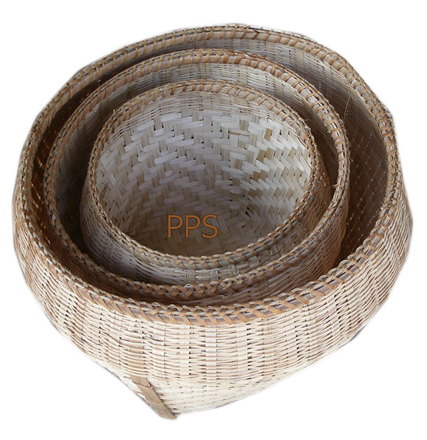 Bamboo baskets PS-BB-34