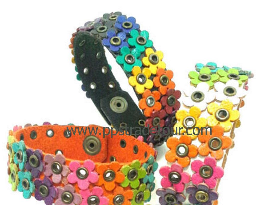 Leather Bracelet-N28