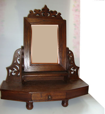 Wood picture frame-14