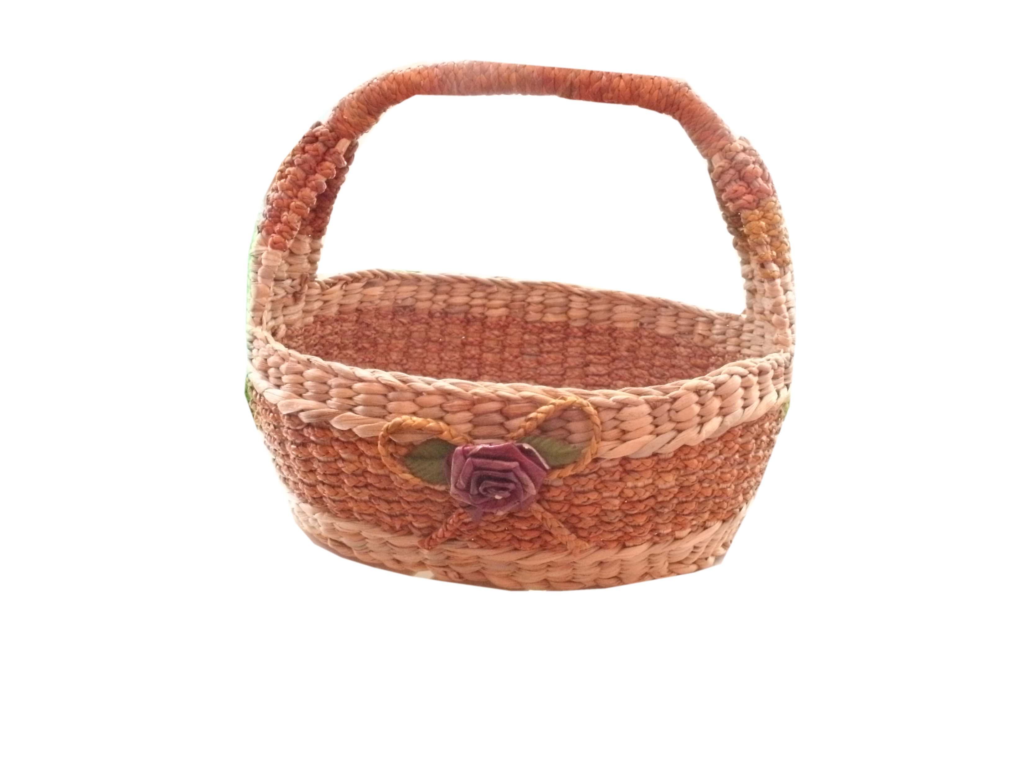 Hyacinth Basket 2