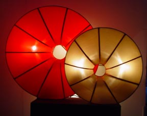 Silk Lamp donut
