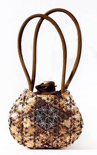 Coconut Shell bag-123