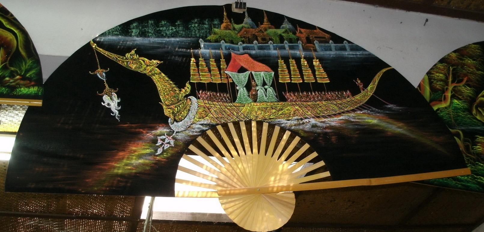 PPS-Hand Flannel Fan Paint-7