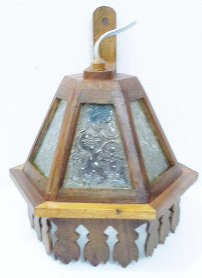 Teak Lamps 2320102-w