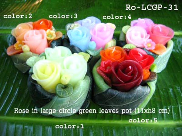 PS-Flower Candle-Ro_LCGP31