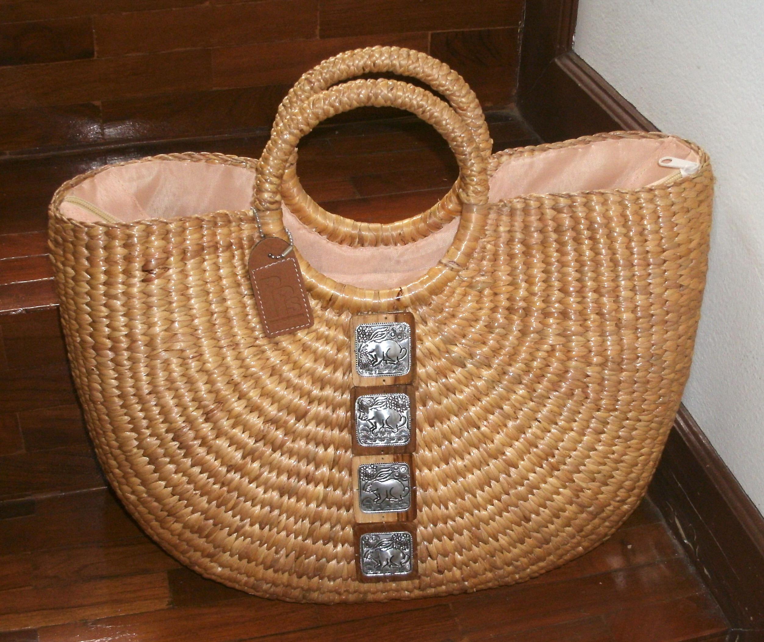 Hyacinth Bag-PPS Bag brand 37