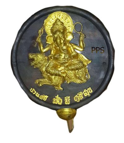 WoodPanel-GaneshaGod1-W