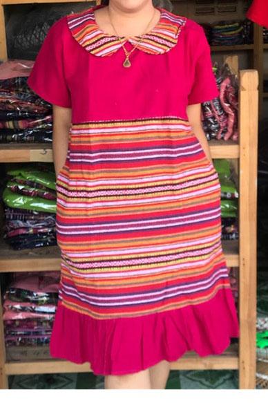 Cotton Dress-BNB-CMCD029