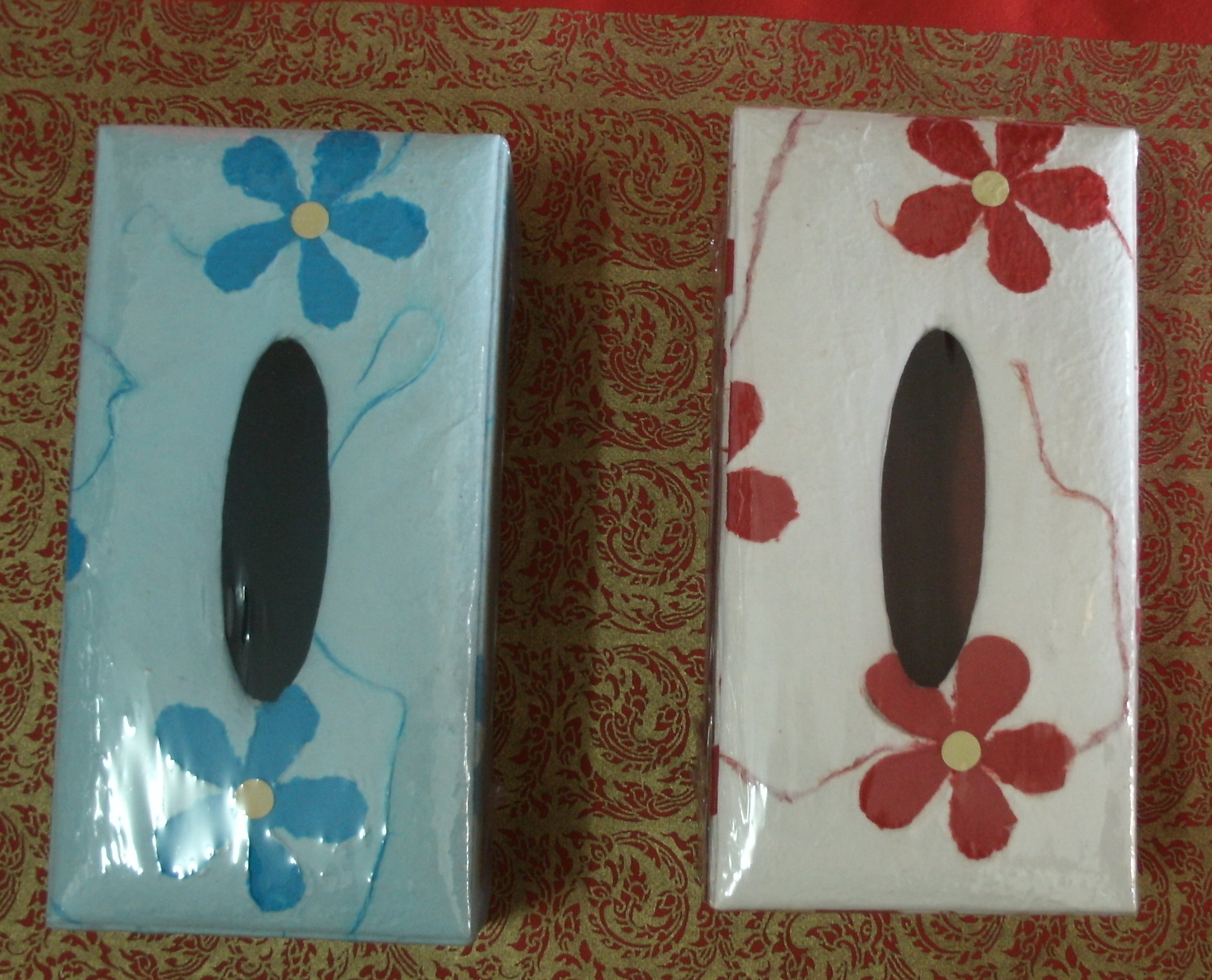 nakin box from mulberry paper