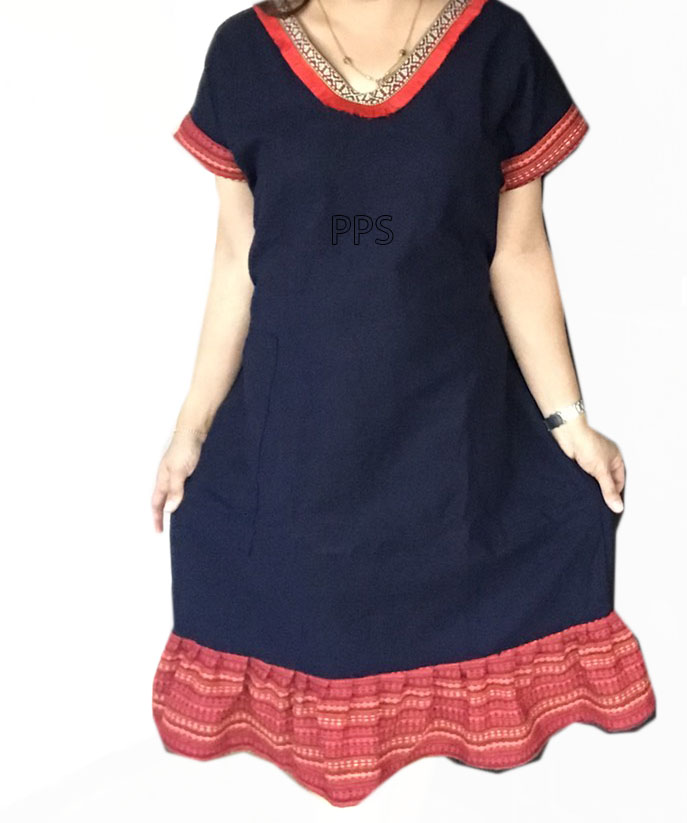 Cotton Dress-BNB-CMCD039