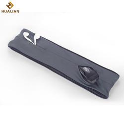 HUALIAN Elastic Circle belt Yoga Running Belt Waist Pack Flip Belt for Outdoor Sports