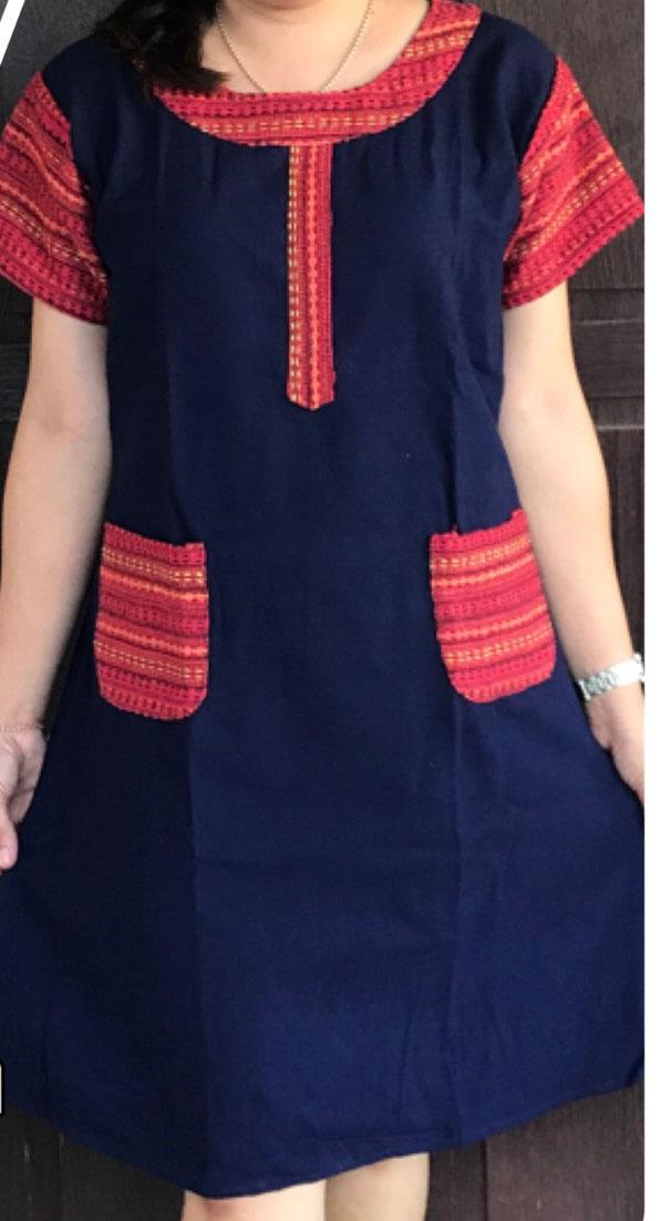 Cotton Dress-BNB-CMCD07