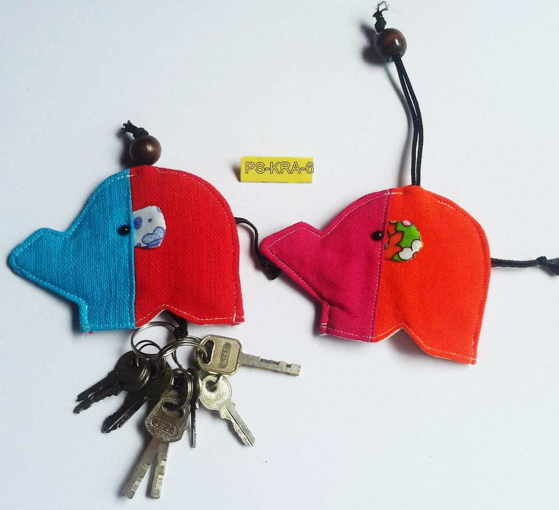 Cotton elephant key hider-PS-KRA-6