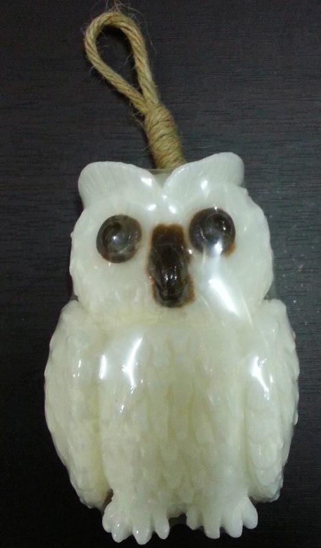 bathing soap in Owl shape 10