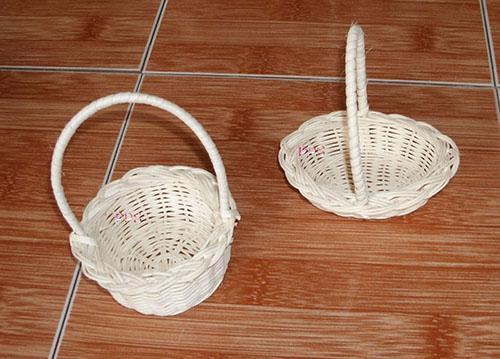 Rattan Basket C1896-1