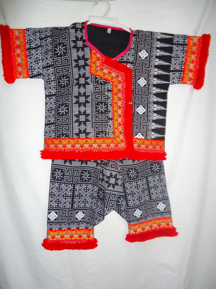 Children Tribal Pattern Cloth