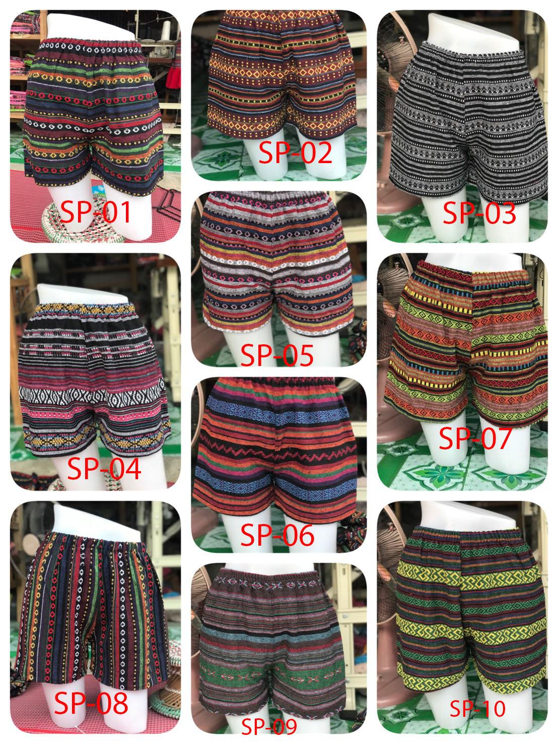 BNB-Cotton short pants