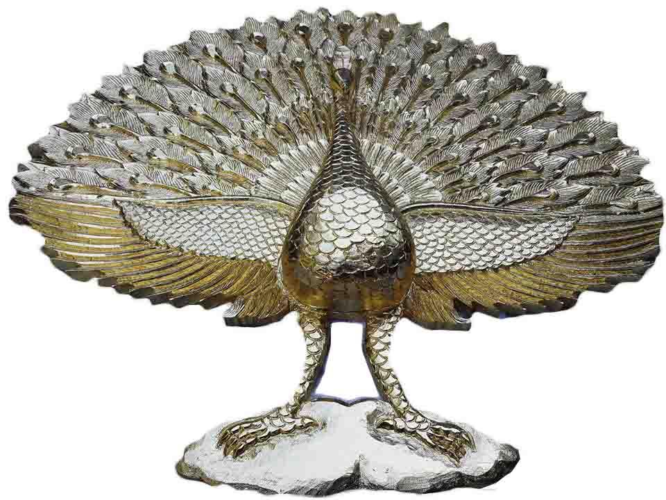 WoodPeacock