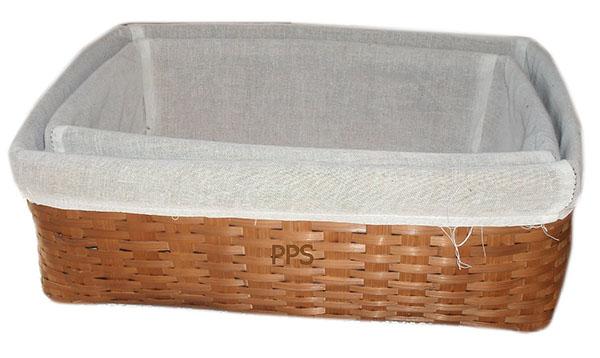 Bamboo basket PS-BB-36