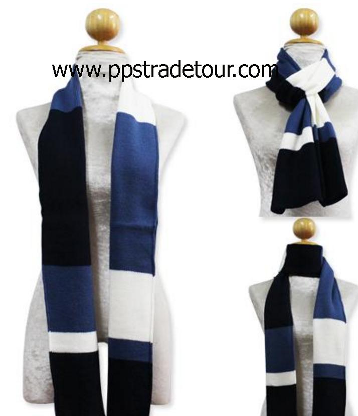 Knitting Wool Men Scarves-PS-SCF18
